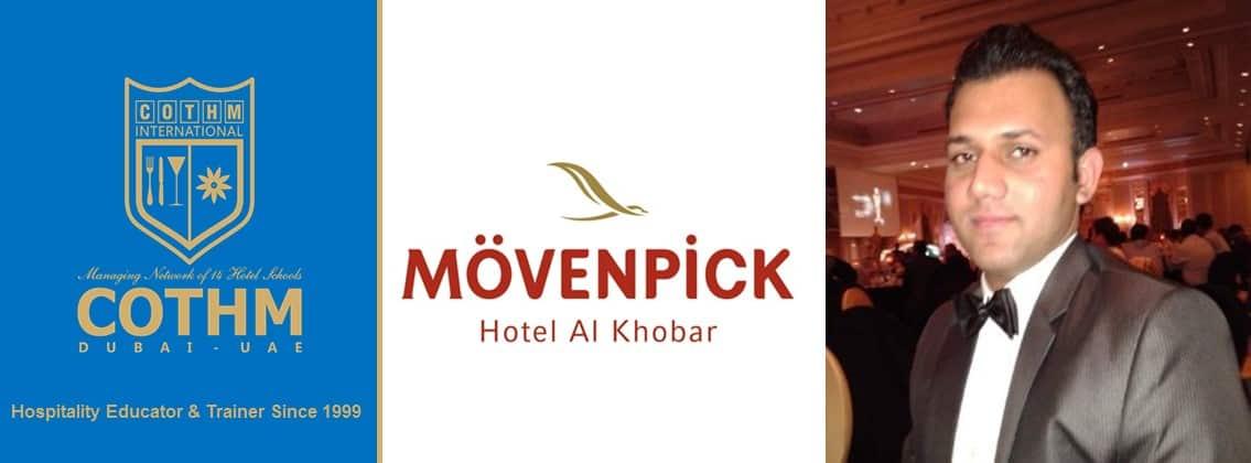 Ali Amjad (Movenpick Hotel Al Khobar, Saudi Arabia)