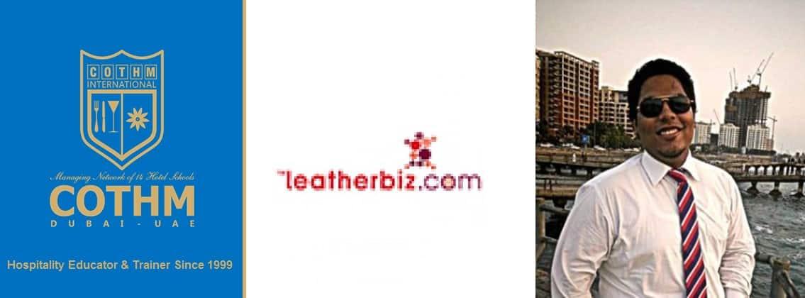 Ali Zafar (Leather Corner Trading Co., Ltd., Jeddah, Saudi Arabia)