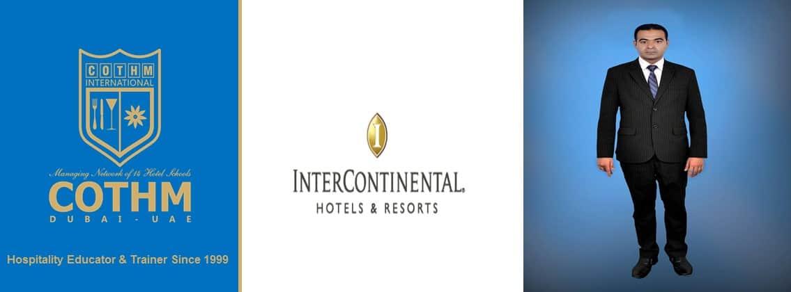 Asad Ali (InterContinental Hotel, Al Jubail, Saudi Arabia)