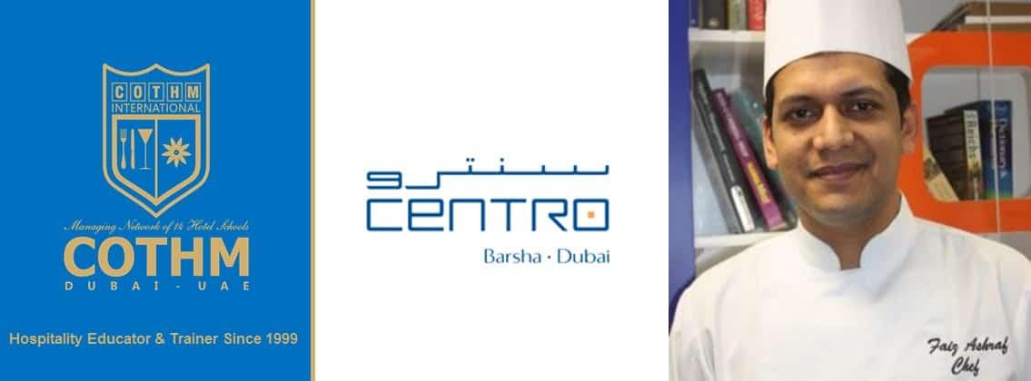 Faiz Ashraf (Centro Barsha Hotel By Rotana, Dubai, UAE)
