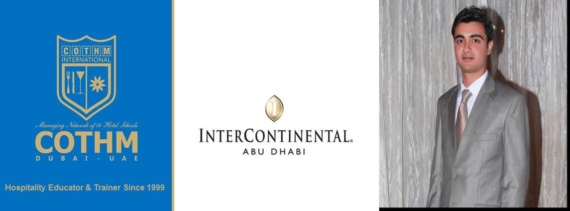 Syed Shabih Ul Hassan (Intercontinental Abu Dhabi, UAE)