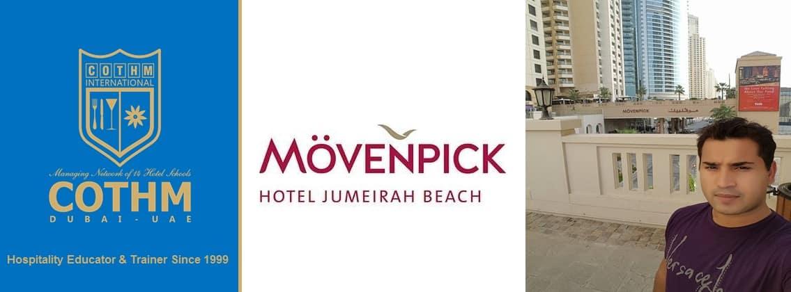 Syed Tauheed Ali Jaffari (Mövenpick Hotel Jumeirah Beach, Dubai, UAE)