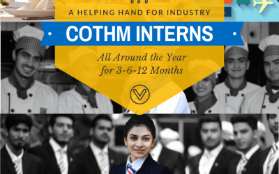 COTHM Interns   A Helping Hand for Hospitality Industry in the Middle East
