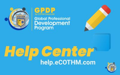 GPDP Portal Help Center is Live Now