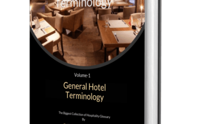 Encyclopedia of Hotel Management Terminology by COTHM Dubai